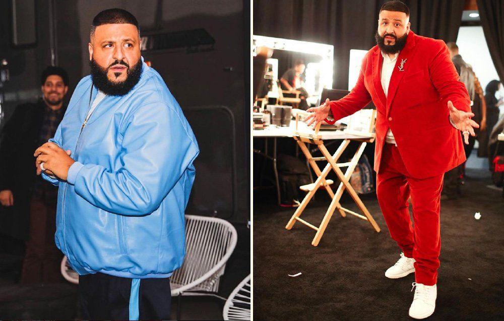 pierderea în greutate dj khaled)