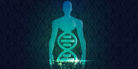DNA tested helix for workouts
