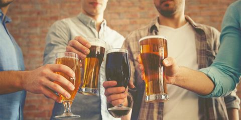 6 signs you drink too much men s health