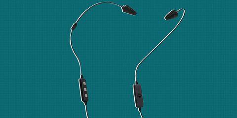 earplugs Bluetooth headset