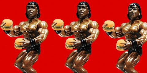 eating like a bodybuilder is making you fat