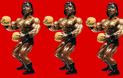 How Eating Like a Professional Bodybuilder Can Make You Fat | Men's