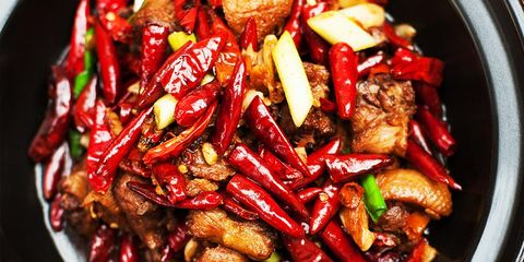 spicy food helps burn calories