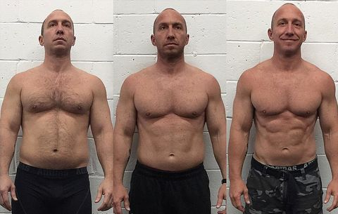 The Workout That Helped This 42 Year Old Guy Sculpt His Six Pack Abs