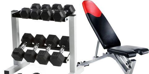 CAP fitness equipment