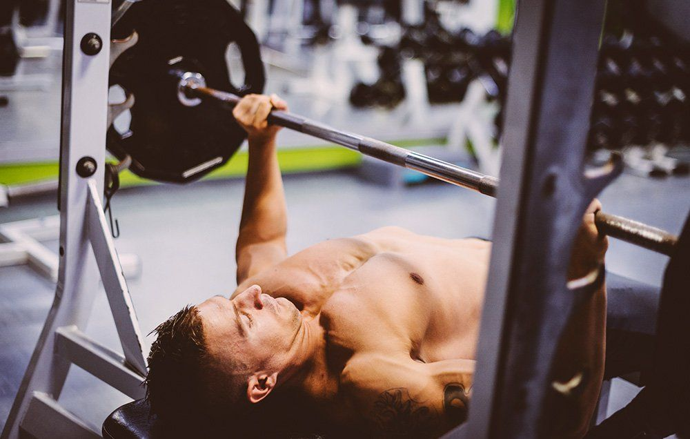 The One Exercise You Must Do After You Bench Press