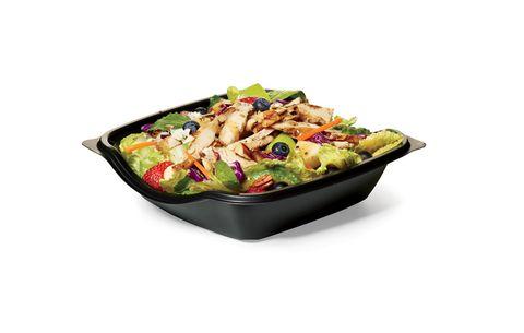 Chick-Fil-A Grilled Market Salad with Zesty Apple Cider Dressing