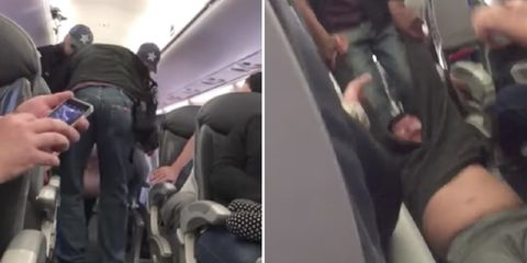United Airlines incident