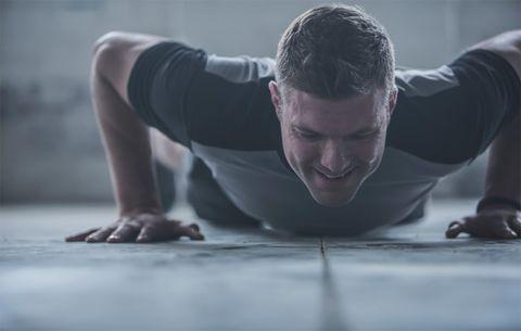 indoor pushups