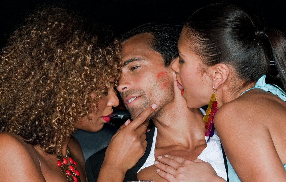 Submissive girlfriend sex stories threesome