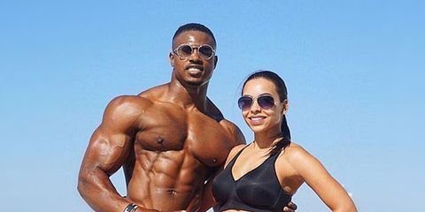 fittest couple in the world
