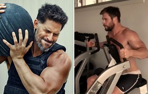 Fittest Male Celebrities 2017 Men S Health Huge collecttion of celebrity photos, with daily updates. fittest male celebrities 2017 men s
