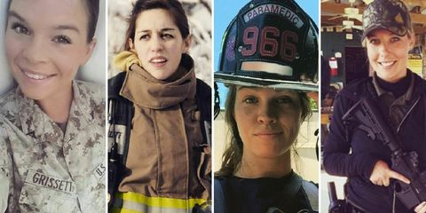 fittest female heroes