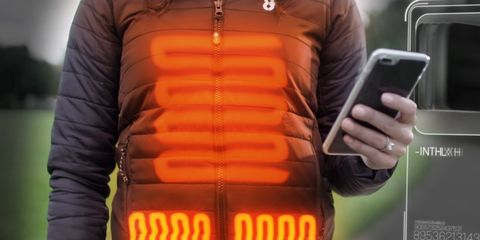 flexwarm heated jacket