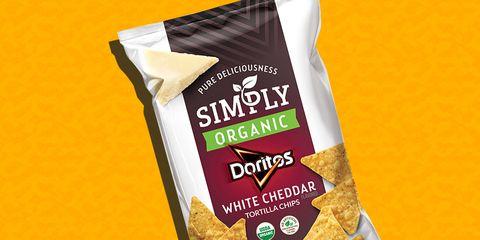 Organic Doritos chips