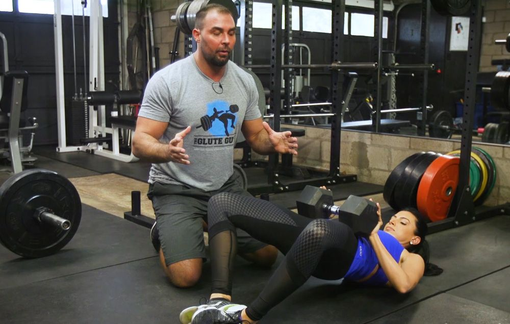 Why You Need to Start Doing 'Frog Pumps' For Your Glutes