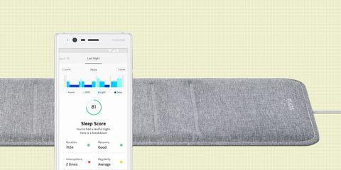 Nokia's Health Mate app