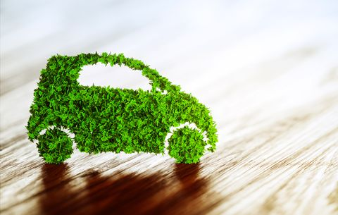 energy efficient car