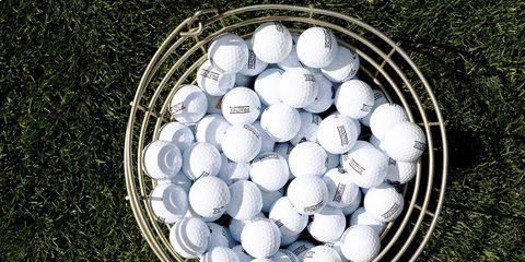 golf balls found in hashbrowns