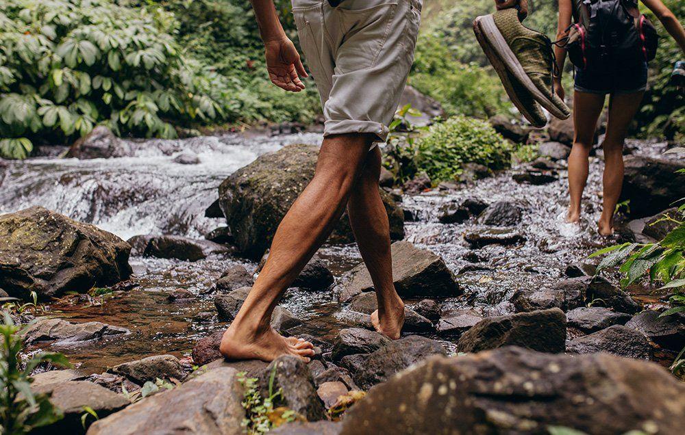 Bare Feet Health Risks: Larva Migrans, MRSA, Fungal Infection