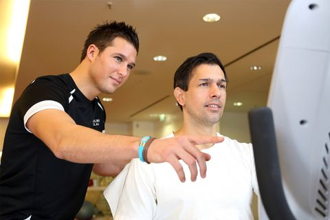 athletic trainer vs personal trainer