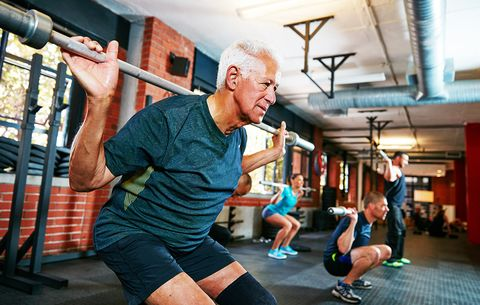 exercises to live longer