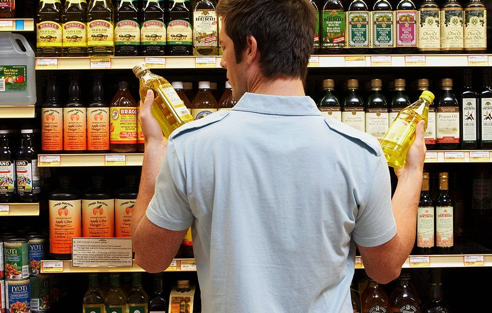 The 4 Healthiest Cooking Oils You Should Be Using