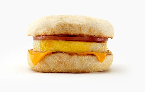 McDonald's Egg McMuffins