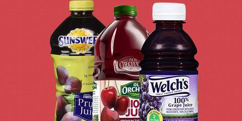 healthiest juices to drink
