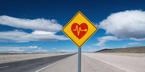 heart warning signs