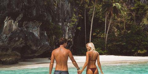 hot instagram travel couple