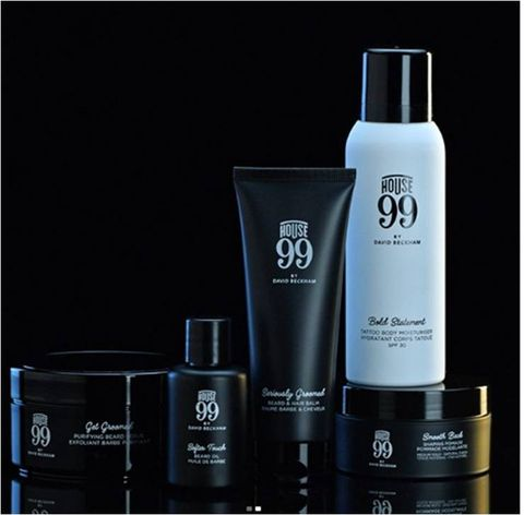 David Beckham Just Launched Grooming Line House 99 Men S