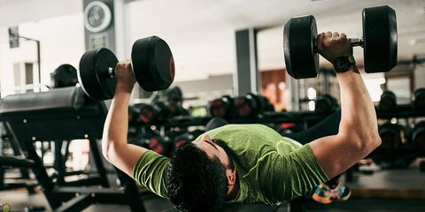 how lifting builds strength
