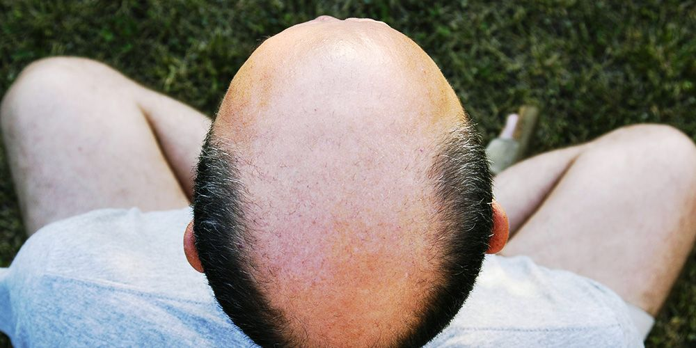How To Shave Your Bald Head Men S Health