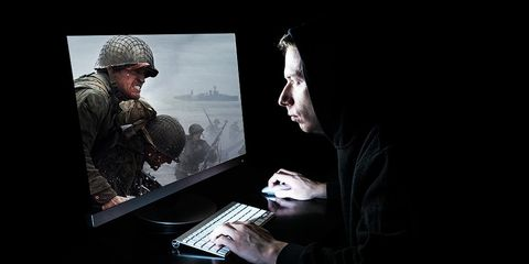how to tell if you're addicted to video games