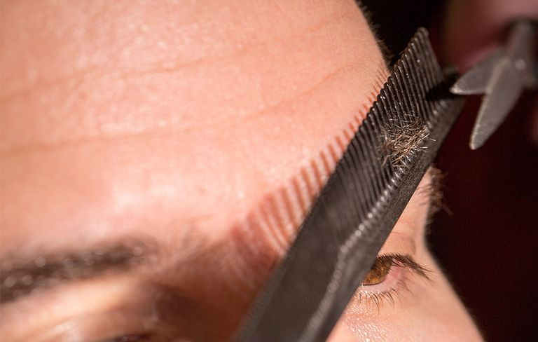 Here\'s How You Should Fix Your Bad Eyebrows | Men\'s Health