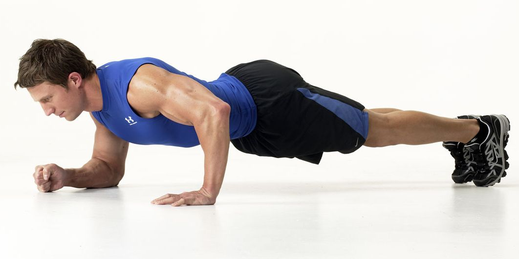 Image result for Elbow Plank male