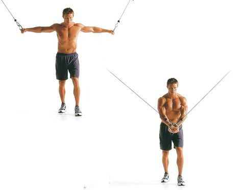 The 20 Best Chest Workout Moves