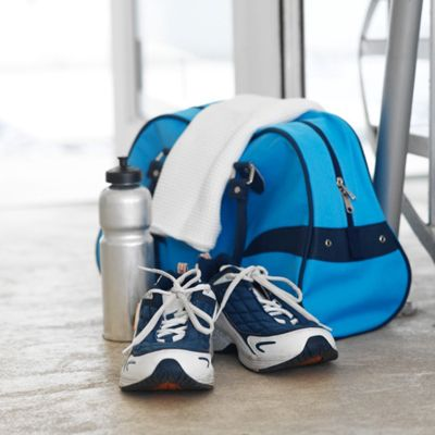 10 Gym-Bag Essentials
