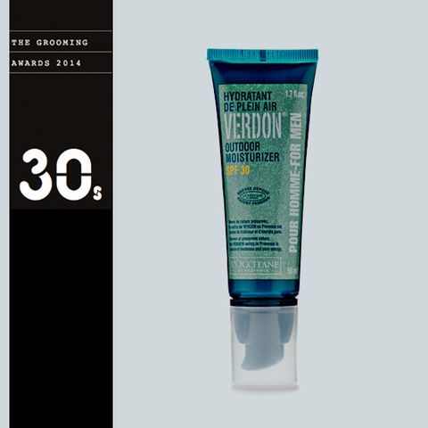 Skin care for men in their 30s