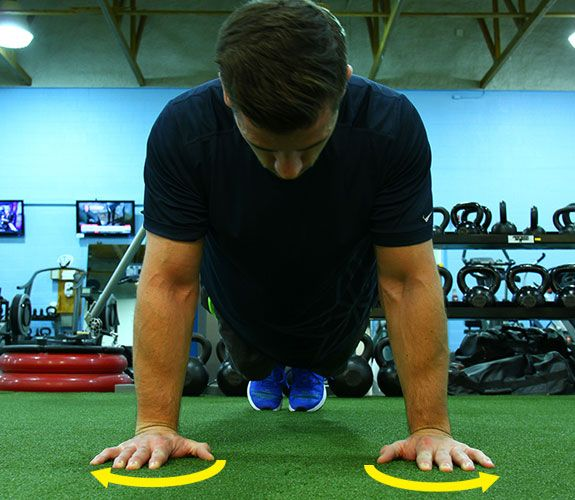 10 Secrets to the Perfect Pushup