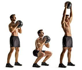 UNC's Ultimate Medicine Ball Abs Workout | Men's Health