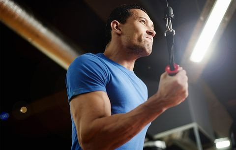 This 30-Minute Movie Muscle Workout Gets You Action Star Jacked