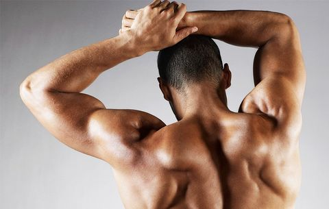 A 9-Move Circuit For Bigger, Stronger, Injury-Proof Shoulders