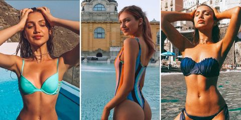 Instagram model teaches you how to make money