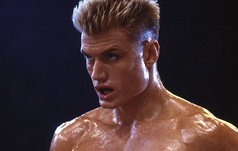 All Star Sprints >> Watch Ivan Drago Pump Iron to Prep For His Return in 'Creed II' | Men's Health