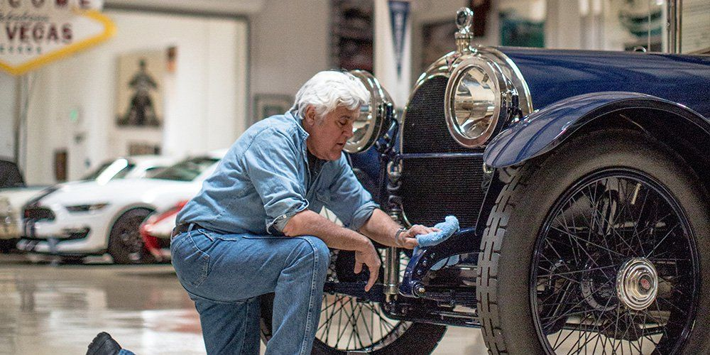 jay leno car tips