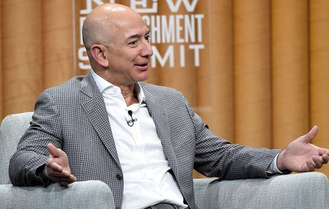 Jeff Bezos Isn't Just Richer Than You—He's Now the Richest