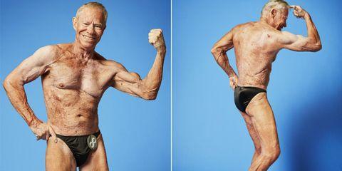 World's Oldest Bodybuilder, 85-Year-Old Jim Arrington
