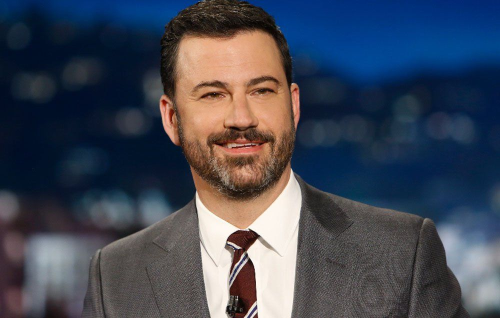 Jimmy Kimmel Responds to Critics of His Stance on Healthcare | Men\'s ...